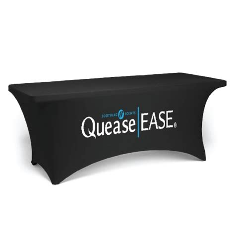 custom table covers with logo contour spandex table covers with logo