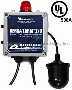 Sump Pump High Water Alarms  Float Switch  Septic Tank Control Panels  Pump Floats