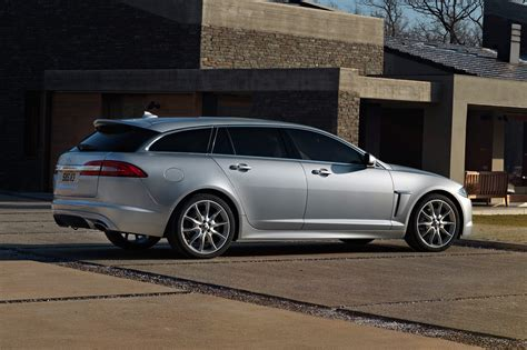 jaguar xf sportbrake immagini ufficiali  dati tecnici
