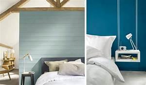 Quelle Couleur De Peinture Pour Une Chambre : quelle couleur pour une chambre a coucher ~ Dallasstarsshop.com Idées de Décoration