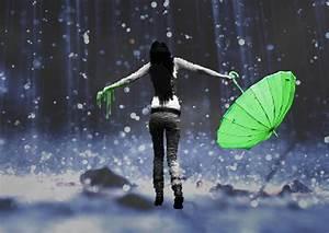 Acid Rain Girl  Print Screens  Final Outcome