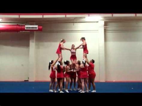 radford university cheerleading   nationals