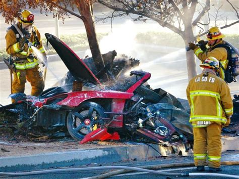 Paul Walker dead at 40 after fiery crash - NY Daily News