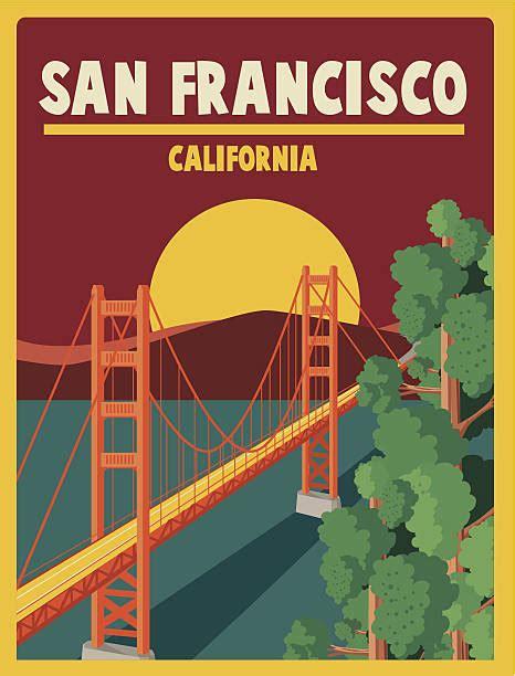 golden gate bridge clip art vector images illustrations