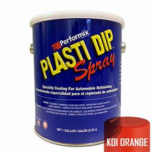 Plasti Dip Deutschland : plasti dip spray gallon koi orange ~ Jslefanu.com Haus und Dekorationen