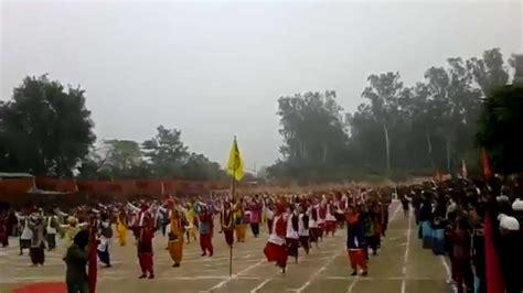 bhangra annual sports meet st francis school batala