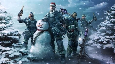 military christmas background festival collections
