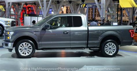 The 2015 Ford F150 Should Yield Ford's First Half Ton