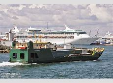 MV Emerald Express, SEACOR Island Lines G&G Marine