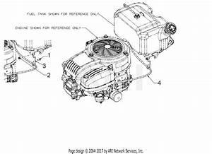 Troy Bilt 13a8a1bs066 Super Bronco 42 Hydro  2018  Parts
