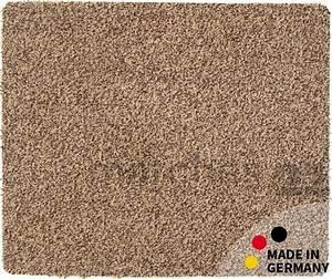 Läufer 50 X 120 : fu matte teppich l ufer baumwolle uni einfarbig beige 50x60 cm waschbar kaufen matches21 ~ Indierocktalk.com Haus und Dekorationen