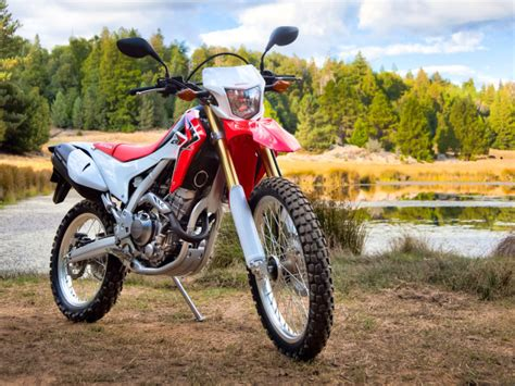 road legal motocross bikes for sale honda s cfr 250l does it all there is no doubt that honda