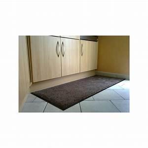 tapis coton isba avec bords en 45110 cms tapis isba With tapis de couloir avec canapé convertible 110 cm