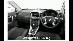 2009 Chevrolet Captiva 2 0 D Specification Price Speed