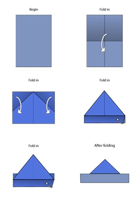 How To Make A Paper Boat Art by How To Make A Paper Boat Art Deco Nautical Pinterest
