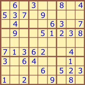 easy sudoku puzzles  answers  tips