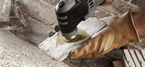 how to remove dried grout from tile 10 uses for your oscillating multi tool
