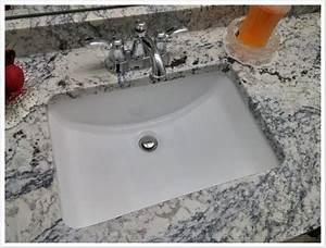 white ice granite denver shower doors denver granite With white ice granite bathroom