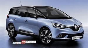 Renault Scénic Edition One : renault grand scenic 2016 ~ Gottalentnigeria.com Avis de Voitures