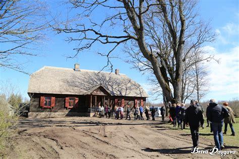 Raiņa muzeja «Tadenava» rekonstrukcija tuvojas nobeigumam ...