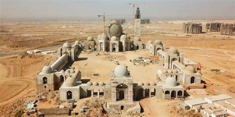 grand jamia mosque bahria town karachi design map