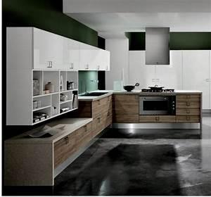 Gallery of cucina lube cucine gaia moderna legno cucine a prezzi scontati Cucina Angolare