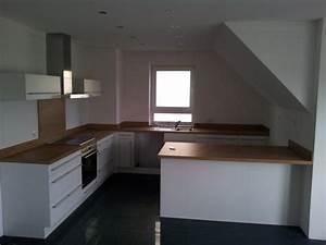 Küchen Für Dachgeschosswohnungen. emejing k chen f r ...