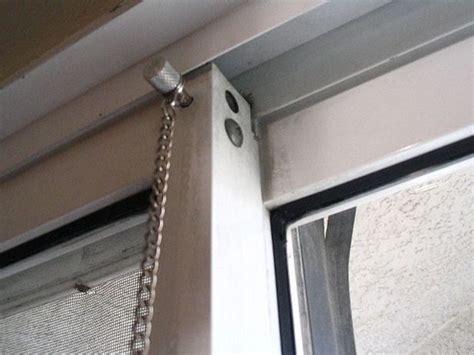 add  lock   sliding glass door   diy