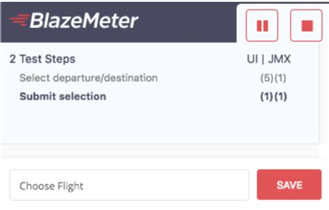 chrome extension record blazemeter appear follows resulting example above step