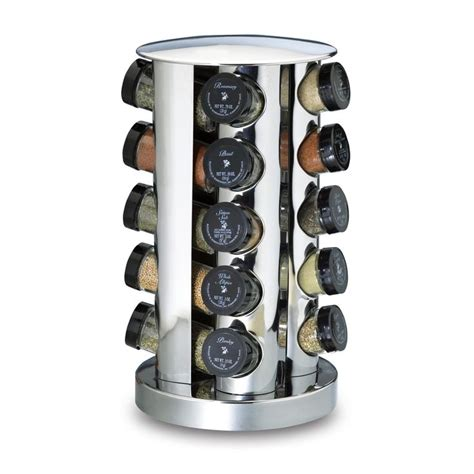 Spice Rack Without Jars by 25 Best Ideas About Revolving Spice Rack On