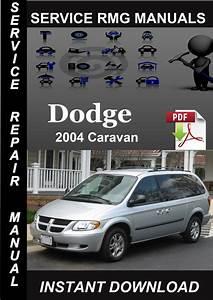 2004 Dodge Caravan Service Repair Manual Download