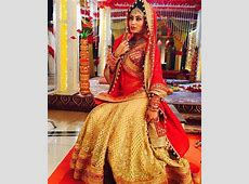 NAAGIN Mouni Roy Wedding dresses Pinterest
