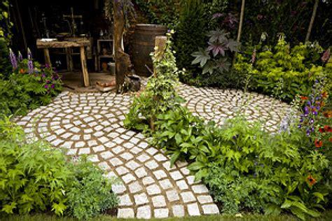 Decoración De Jardines Y Patios Pequeños  Diseño Y