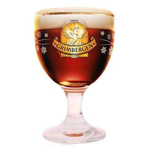 verre a bierre verre a biere grimbergen edition no 235 l 25 cl