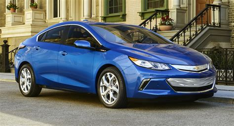 Best Fully Electric Cars 2016 by 2016 Chevrolet Volt Fully Unveiled Offers 50 Of All