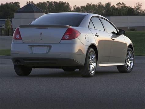 Pontiac G6 Sedan Models, Price, Specs, Reviews