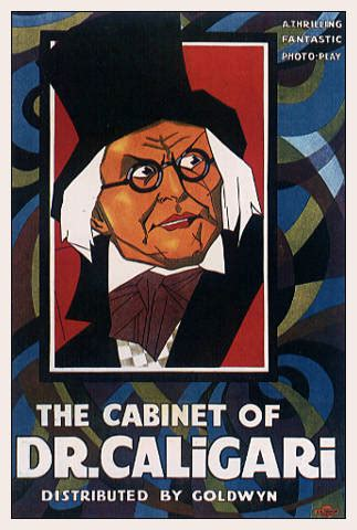 the moving picture blog expressing paranoia dr caligari