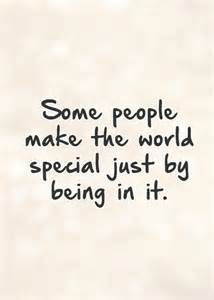 Special People Quotes