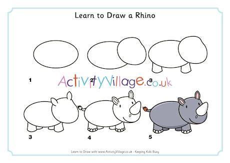 learn  draw  rhino