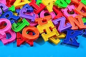 colorful plastic alphabet letters stock photo c sveta615 With resin alphabet letters