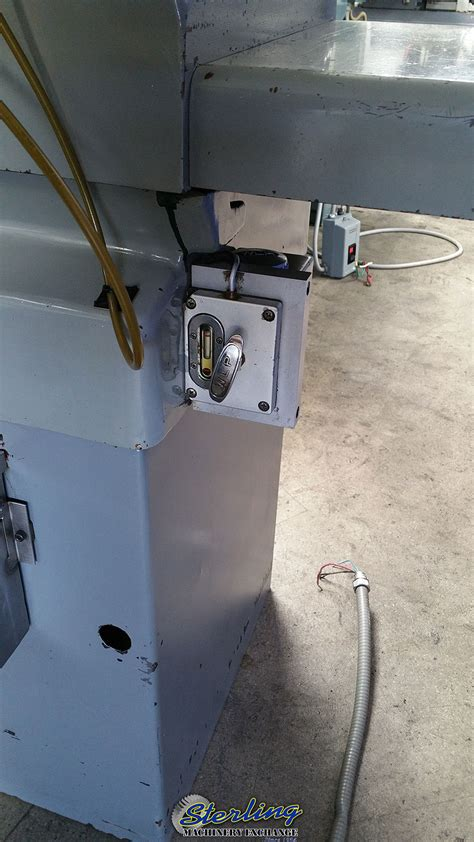 webb heavy duty surface grinder sterling machinery