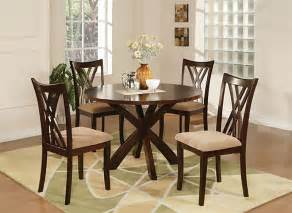 ruby casual dining room set casual dinette sets - Casual Dining Room Sets