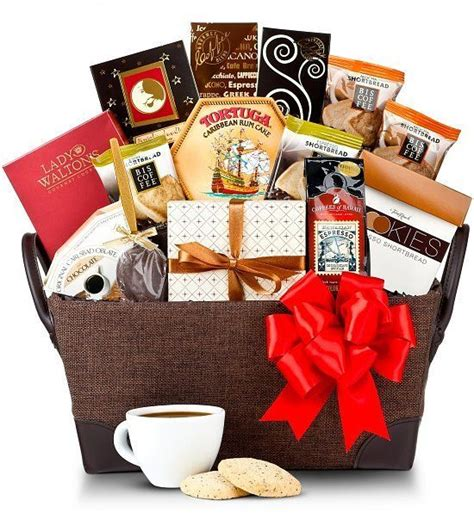 31 gifts for coffee lovers they'll use every morning. Perfect Christmas gift for my Mother-in-Law - gourmet coffee gift basket to fuel her caffeine ...