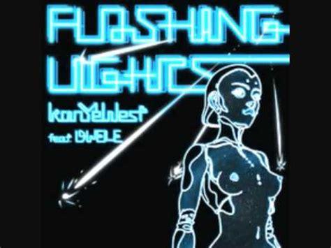Kanye West Flashing Lights Instrumental(lyrics In