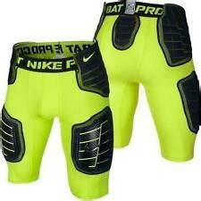 nike pro combat hyperstrong hard plate pads compression