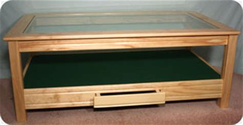 woodwork coffee table train layout plans  plans