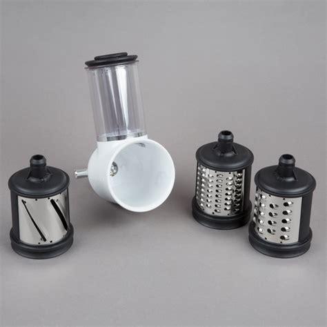 kitchenaid ksmvsa fresh prep slicer shredder attachment