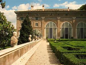 Architecture Neo Classique : exterior villa madama rome built between 1518 25 ~ Melissatoandfro.com Idées de Décoration