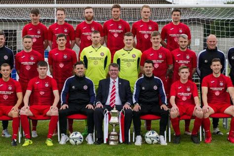 November 2018 – Brora Rangers Football Club