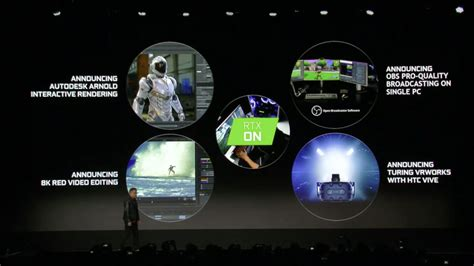 Nvidia says HTC will have announcement tomorrow, Turing ...